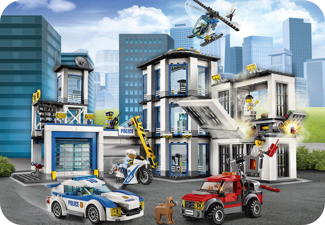 Lego City - jeden z zestawów