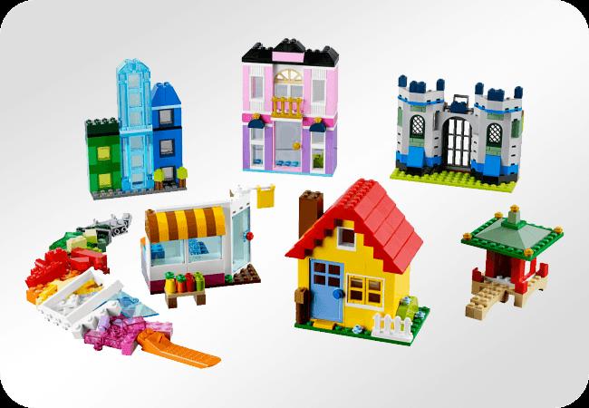 Klocki LEGO Classic - Duży wybór klocków