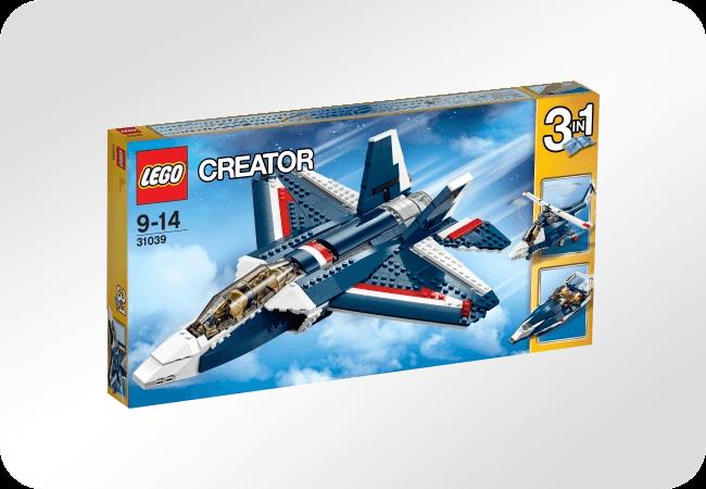 Klocki LEGO Creator - Front