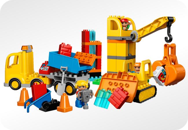 Lego Duplo - jeden z zestwów