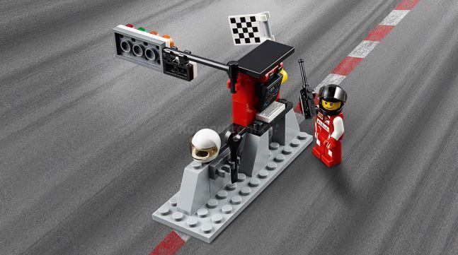 LEGO Speed Champions - Akcesoria