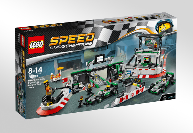 LEGO Speed Champions - Front
