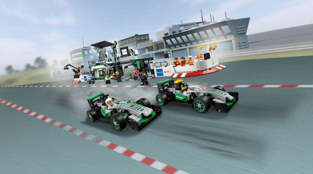 LEGO Speed Champions - Duże możliwości