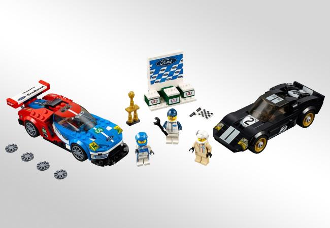 LEGO Speed Champions - Wierne odwzorowanie
