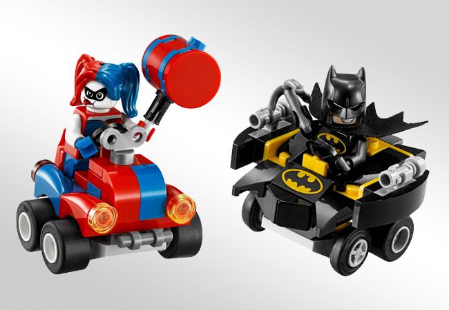 LEGO Super Heroes - znane i lubiane postaci
