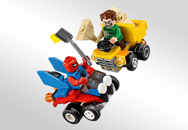 LEGO Super Heroes - zestaw