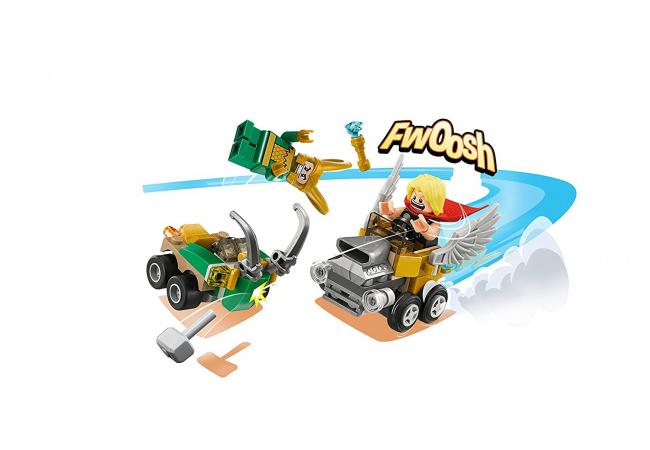 LEGO Super Heroes - jeden z zestawów