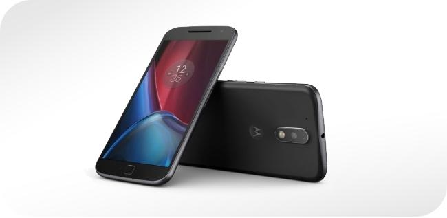 Lenovo Moto G4 Plus Dual Sim - wygląd