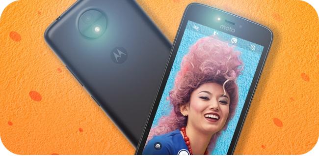 Motorola Moto C - doskonały aparat