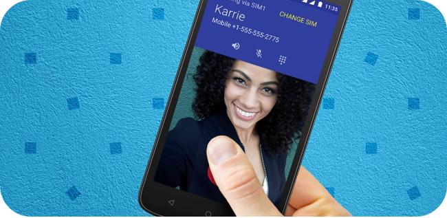 Motorola Moto C - obsługa dwóch kart SIM