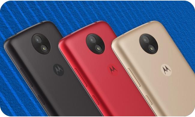 Motorola Moto C Plus - design