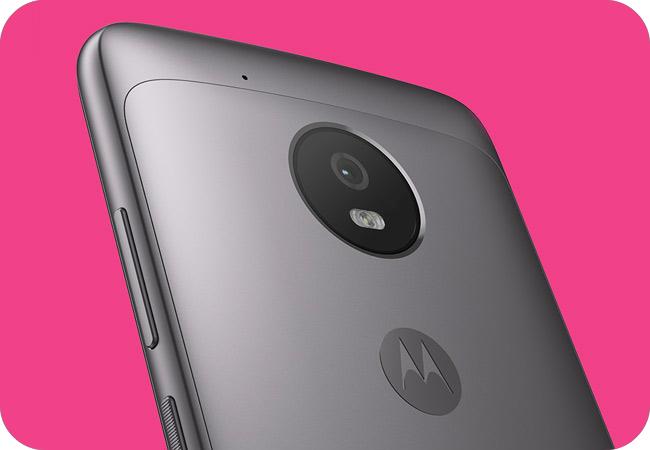 Motorola Moto G5 - aparat