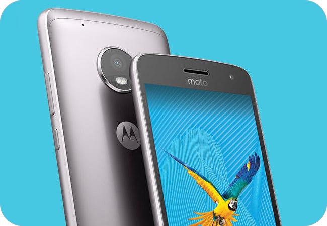 Motorola Moto G5 - ekran