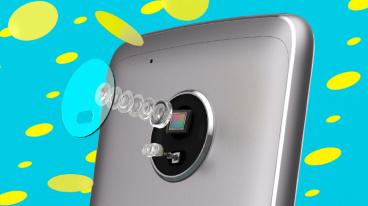Motorola Moto G5 Plus - Ostry aparat