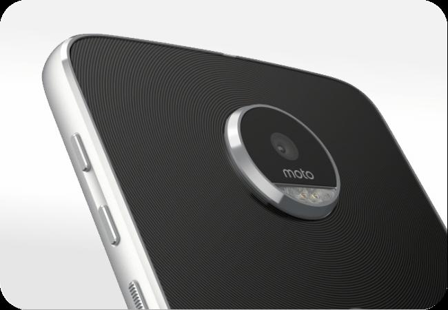 Motorola Moto Z Play Dual SIM - Aparat fotograficzny 16 MPix