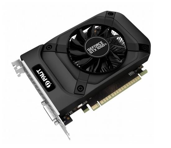 Karta graficzna NVIDIA GeForce GTX 1050 Ti