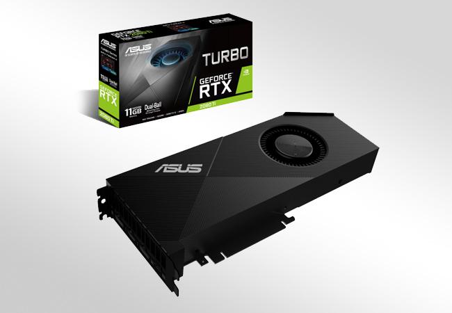 NVIDIA GeForce RTX 2080 Ti - jeden z wariantów