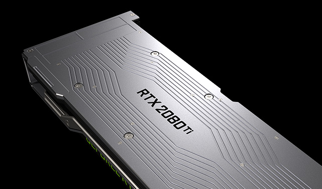 NVIDIA GeForce RTX 2080 Ti - konstrukcja