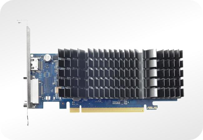NVIDIA GeForce GT 1030 - przykładowa karta