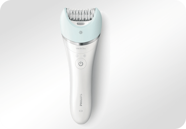 Philips Satinelle Advanced BRE610/00 - Front