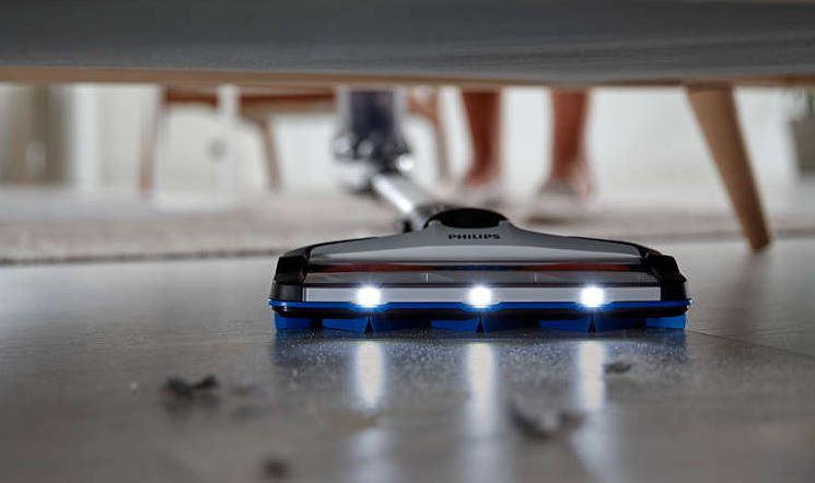 Philips SpeedPro Max FC6822/01 - Lampki LED