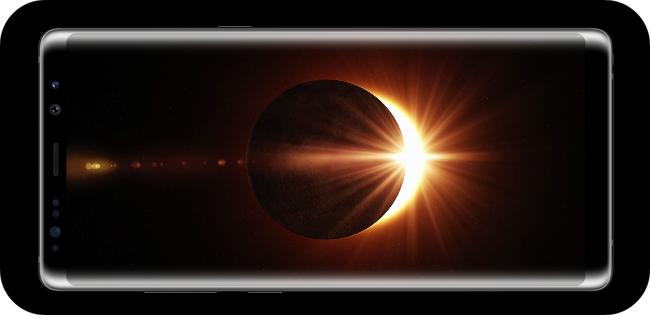 Samsung Galaxy Note 8 - ekran Super AMOLED