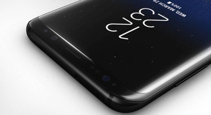технологічний прорив дисплей від Samsung.