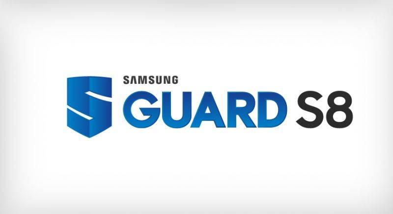 Samsung Guard S8 - унікальний пакет послуг.