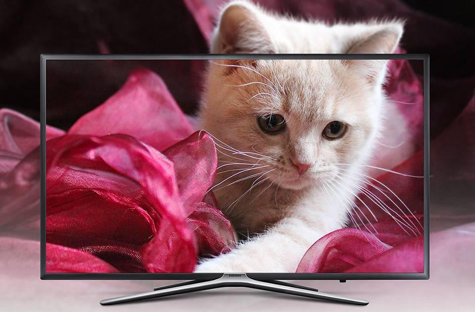 Samsung Nowy poziom realizmu obrazu. Full HD