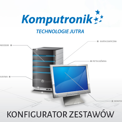 Konfigurator pc komputronik